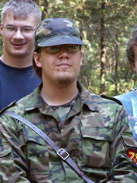 Форт-сержант Дункан Киркли